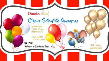 Dumbo-Themed Circus Science Adventure