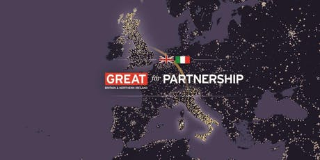 UK-Italy Outreach Business Conference biglietti