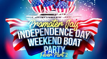 Independence Weekend Boat Party
