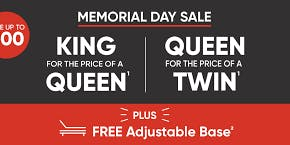 Copy of Collierville Carriage Crossing Memorial Day Sales Event