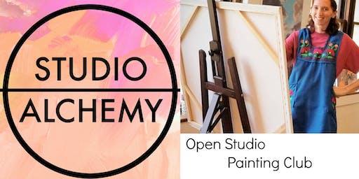 Open Studio Painting Club