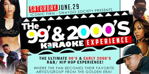 The 99' and 2000's Karaoke Experience