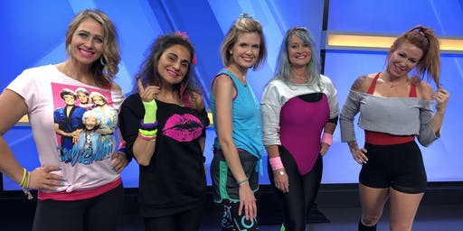 Trim to the 80's Barre Class