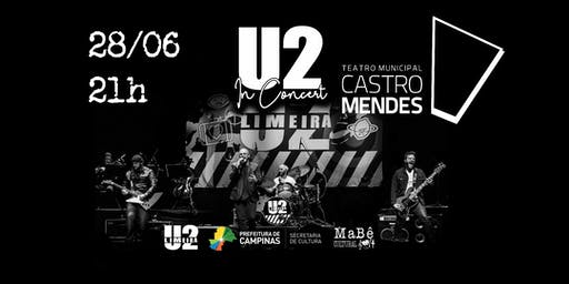 U2 IN CONCERT - CAMPINAS/SP