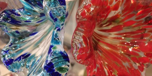 Artist-led Workshop: Glassblowing (Pulled Flowers) with Lisa Pelo