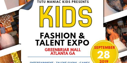 Kids Fall Fashion and Talent Expo