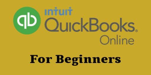 QuickBooks - Beginners course