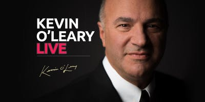 (Free) Shark Tank's Kevin O'Leary LIVE in Tulsa!