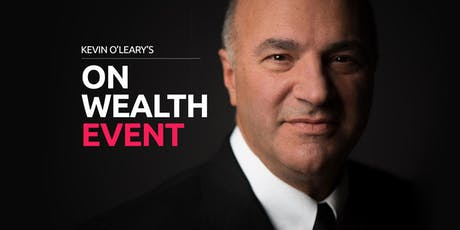 (Free) Shark Tank's Kevin O'Leary Event in Silver Spring tickets