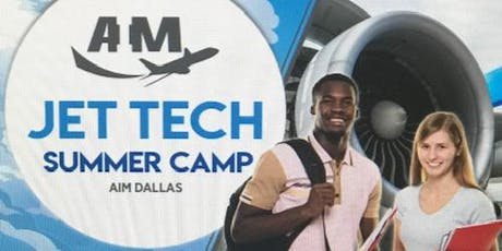 JET TECH SUMMER CAMP(Free Event)-Sponsored by: Aviation Institute of Maintenance tickets