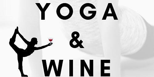 Yoga & Wine 2/29