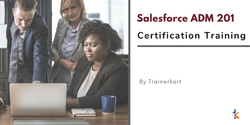 Salesforce ADM 201 Certification Training in Charlottesville, VA