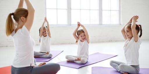 EFMP Quantico Yoga For All