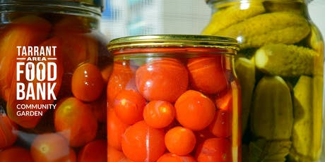 Kitchen Garden Cooking School - Food Preservation Series tickets