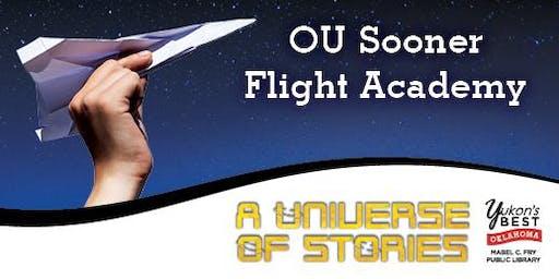 OU Sooner Flight Academy (1:00 or 2:30)
