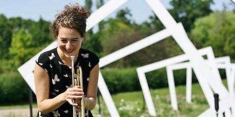 Airelle Besson, Sebastian Sternal & Jonas Burgwinkel Trio tickets