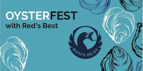 2019 OysterFest with Red's Best tickets