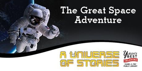 Science Museum OK - The Great Space Adventure (1:00 or 2:30) tickets