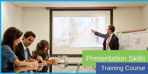 Presentation Skills Training Course - Manchester