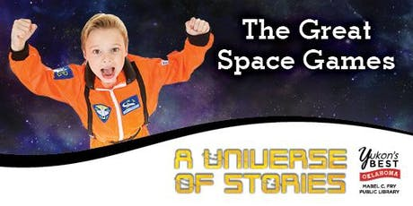The Great Space Games (1:00 or 2:30) tickets
