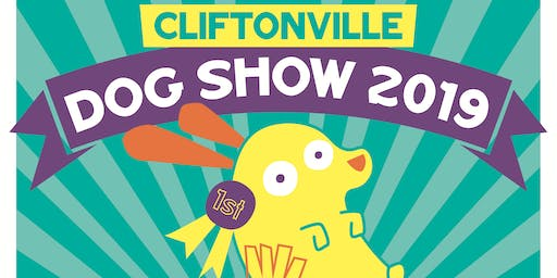 Cliftonville Dog Show @ Cliftonville Games 2019