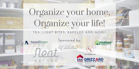 Organize Your Home, Organize Your life tickets