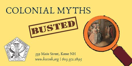 Colonial Myths: Busted! tickets