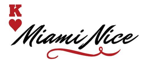 The Miami Nice Gala