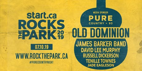 Old Dominion, James Barker Band, David Lee Murphy & More tickets