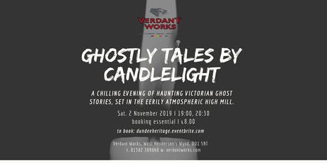 Ghostly Tales by Candlelight tickets