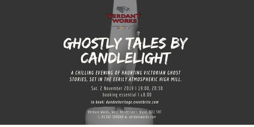 Ghostly Tales by Candlelight