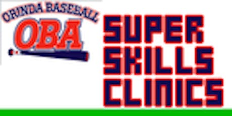 2019 Summer Super Skills Baseball Camp tickets