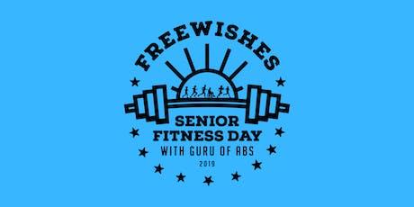Senior Health, Fitness & Wellness Day tickets