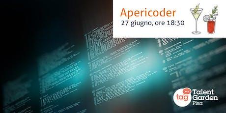 Code Reviews - Apericoder tickets