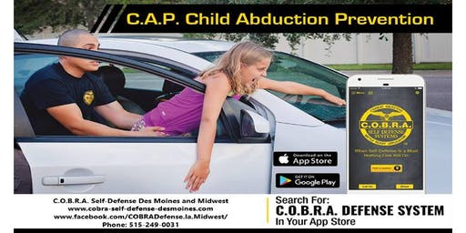 C.A.P. Child Abduction Prevention