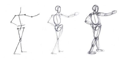 Fall19OP2 - Drawing/Painting the Figure  - Thurs, 10/17 to 11/21, 3:30-5:30