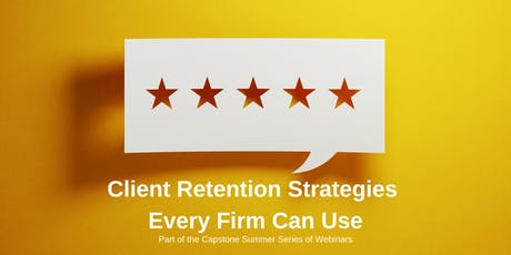 Client Retention Strategies Every Firm Can Use tickets