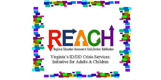 REACH: NADD Treatment for those with Developmental Disabilities and co-occurring Mental Health conditions.