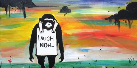 Paint Street Art! Birmingham, Wednesday 7 August tickets