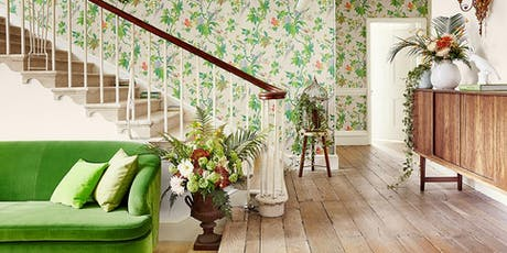 Little Greene Workshop - Colours In Bloom tickets