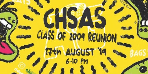 CHSAS 10-Year Class Reunion