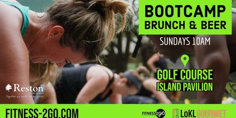 Bootcamp Brunch & Beer tickets