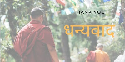 Nepali Gratitude Dinner
