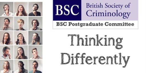 BSC Postgraduate Seminar Day: thinking differently about harm