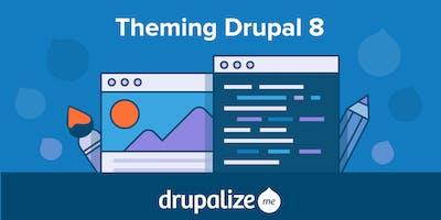 Drupalize.Me Theming Drupal 8 Workshop @ Drupal GovCon 2019