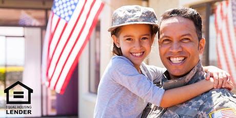 Free Homebuyer Seminar: Veterans Home Guaranteed Loans tickets