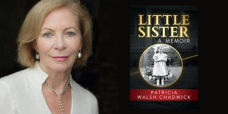 Meet Patricia Walsh Chadwick at Books & Books! tickets