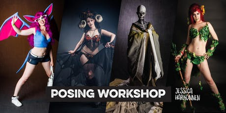 Posing Workshop tickets