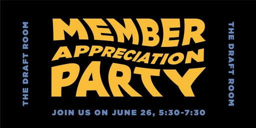 AAF Buffalo Member Appreciation Party