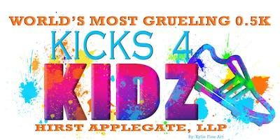 Kicks 4 Kidz by Hirst Applegate, LLP